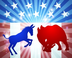 Election stock image